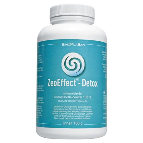 Detox Shoo by Zeoeffect 174 Detox Shop Apotheke At