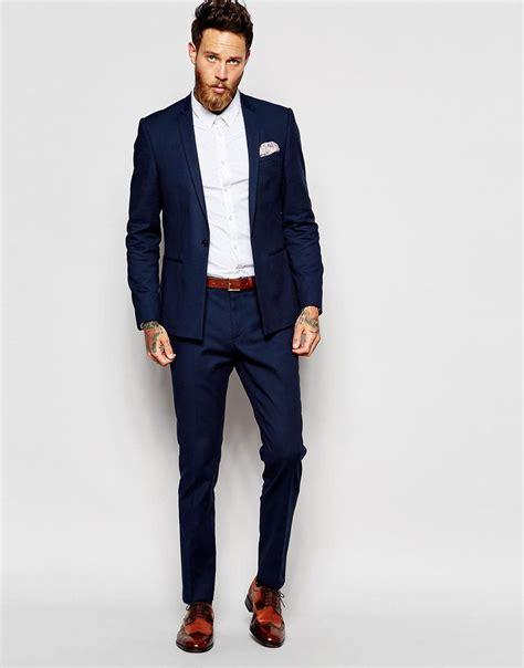 Fashion Navy asos suit in navy mens fashion fashion