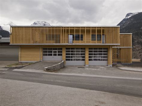 Architektur Holzbau by Meiberger Holzbau Office Lp Architektur Archdaily