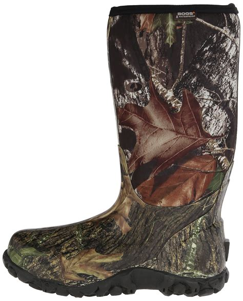 bogs snow boots bogs s classic high camo winter snow boot