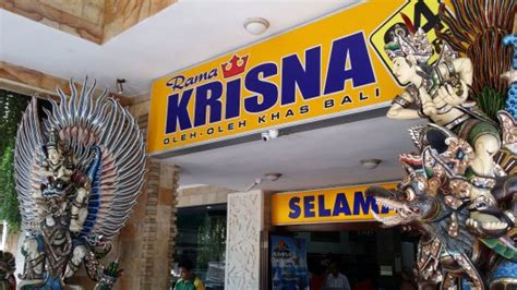 Kaos Sri Krisna tour 5 hari 4 malam bali