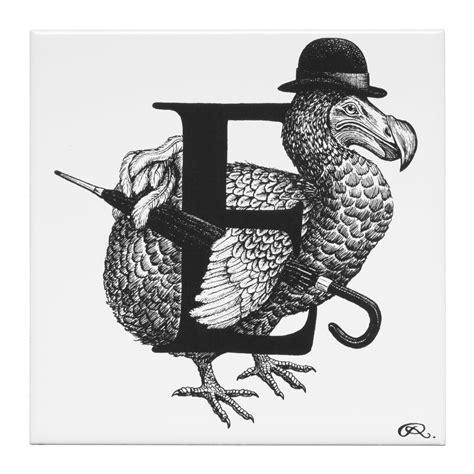 lettere dodo buy rory dobner extinct dodo letter e tile amara