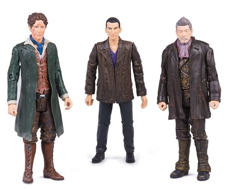 Doctor Set doctor who 13 doctors figure set mightymega