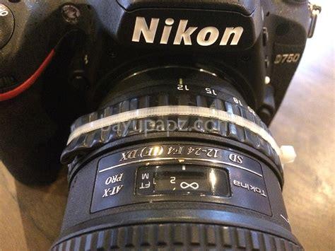Kamera Nikon Fx lensa tokina dx dipasang di kamera nikon frame bisa nggak sih bayupapz