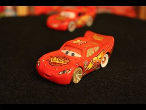 lightning mcqueen painting mattel disney cars paint mask lightning mcqueen die cast