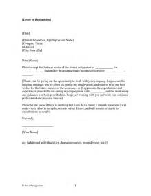 free sle letter of resignation template 25 best ideas about resignation letter on
