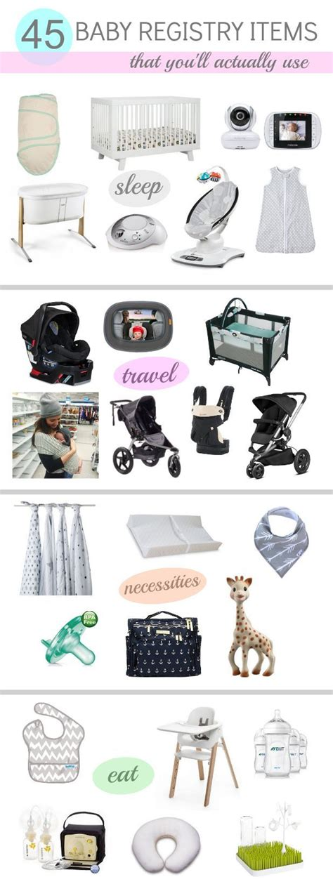 What Do You Need For Baby Shower by Best 25 Newborn Baby Gifts Ideas On