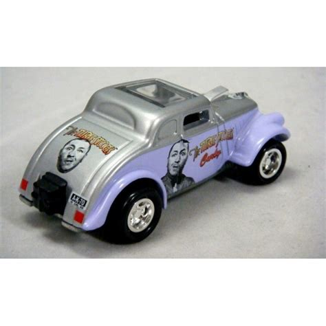 Jhonny Lightning 273 33 johnny lightning team lightning three stooges curly s 33 willys coupe global diecast direct
