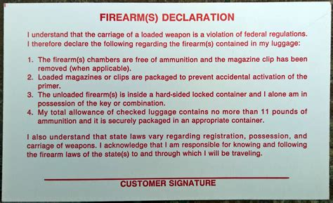 lessons learned about guns flying with firearms a few new lessons learned the