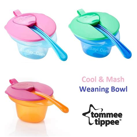 Tommee Tippee Explora Cool Mash Weaning Bowl tommee tippee explora cool mash weaning bowl