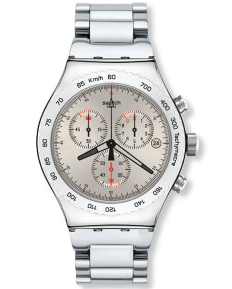 Swatch Irony Chrono 3 new irony chrono silverish yvs405gc kaufen