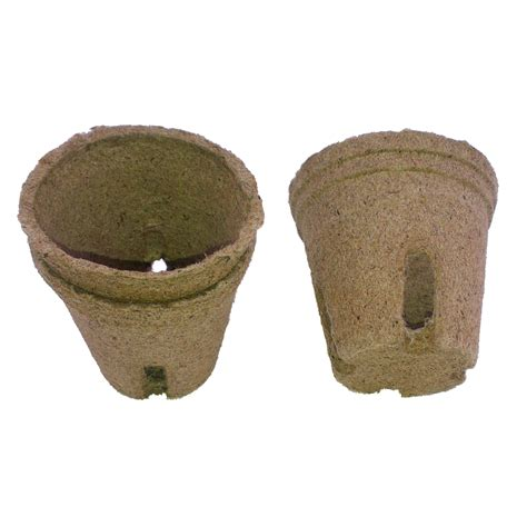 vasi biodegradabili vaso fiori piante biodegradabili biologico torba fibra