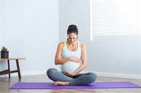 pregnancy exercise work those legs parent24