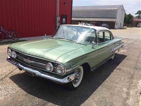 pictures of 1960 chevy impala 1960 chevrolet impala for sale classiccars cc 879498