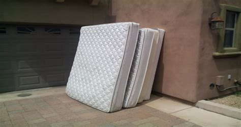 Mattress Removal Cost by It S Not Alway S Easy Getting Rid Of That Mattress