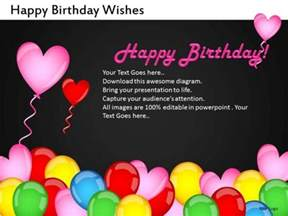 happy birthday template powerpoint 8 best images of powerpoint template birthday invite