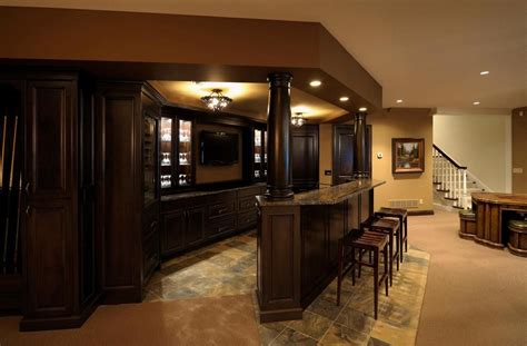 Home Bar Interior Design by 35 Best Home Bar Design Ideas Wood Cabinets