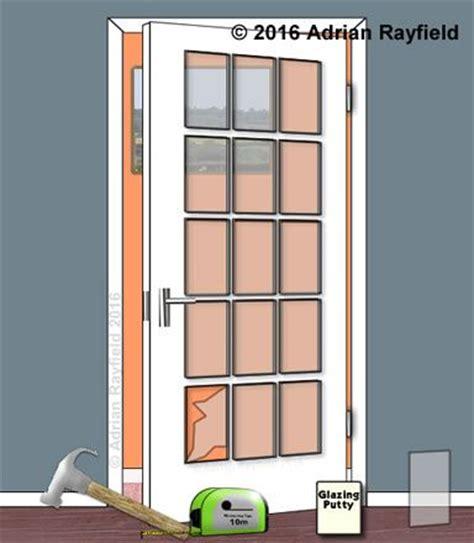 Broken Glass In Panel Door Diy Pinterest Broken Glass Northeast Glass Window Door Company