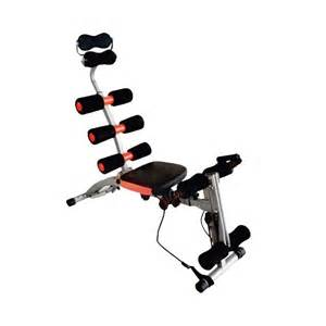 banc de musculation 6 pack care shoppingvip fr
