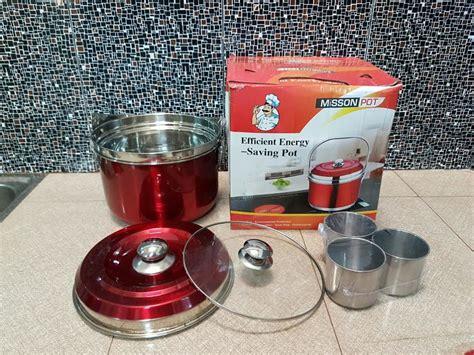 Dan Manfaat Sho Metal panci misson pot stainless steel terbaik istanamurah