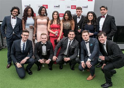 Of Salford Mba by Salford Business School 2015 A To Remember