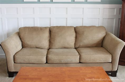 fix saggy sofa how to make a saggy sofa look brand new home maintenance