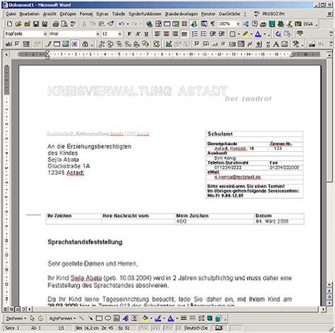 Brief Word Schreiben Briefe Schreiben