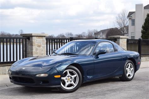 1994 mazda rx 7 vin jm1fd3331r0301282 autodetective com 1994 mazda rx 7 twin turbo 1 owner 5spd manual only montego blue in the market classic mazda