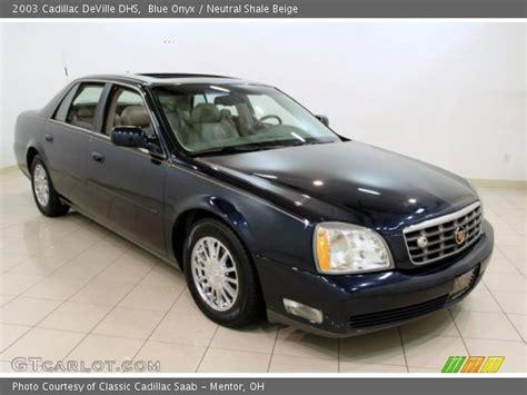 2003 Cadillac Dhs by Blue Onyx 2003 Cadillac Dhs Neutral Shale