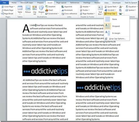 journal layout in microsoft word word 2010 write in columns magazine look