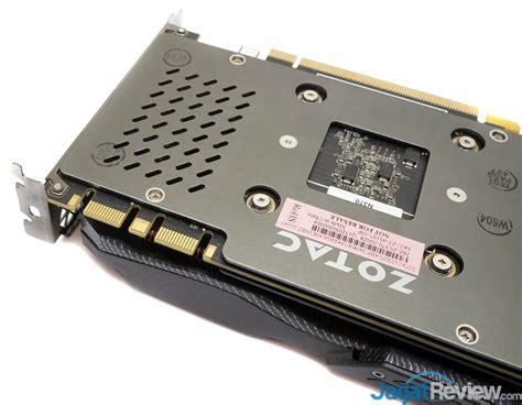 Vga Card Gtx 970 review zotac gtx 970 edition jagat review