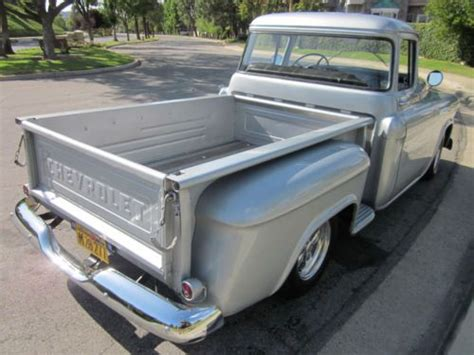1957 chevy truck hot rod purchase used 1957 chevy truck short bed big window hot