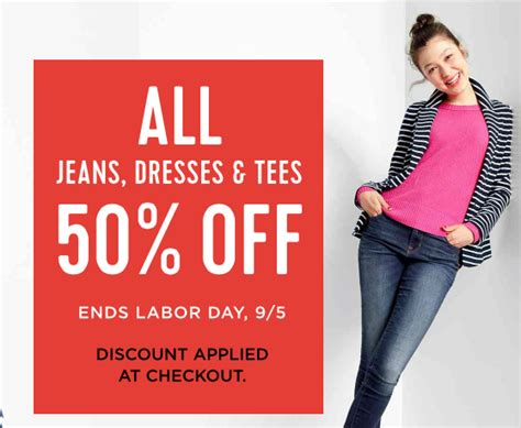 old navy coupons labor day old navy labor day sale 50 off jeans dresses tees