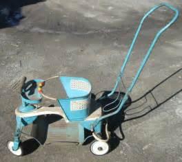 vintage taylor tot metal baby child children stroller