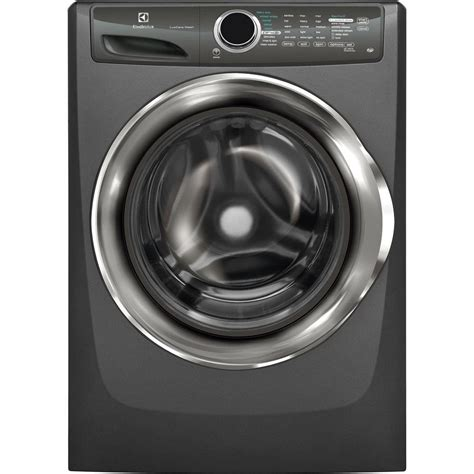 electrolux washer and dryer electrolux titanium electric front load washer and dryer laundry set rc willey furniture store