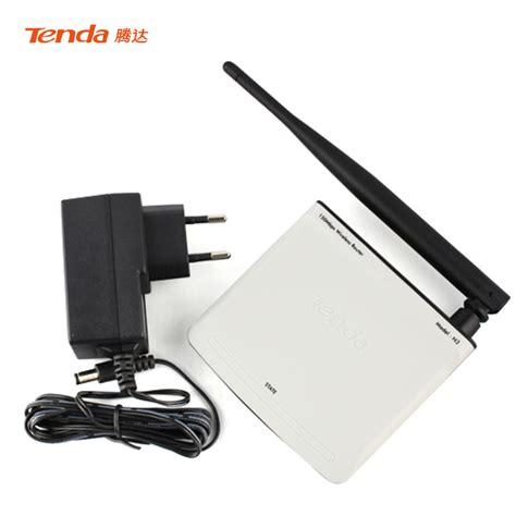 Tenda N3 firmware tenda n3 150mbps wifi router with original eu power adapter wireless roteador