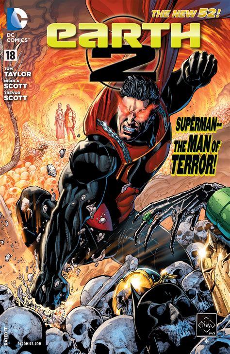 Komik Stormwatch Vol 2 Enemies Of Earth Dc Comics earth 2 volume 1 issue 18 batman wiki fandom powered