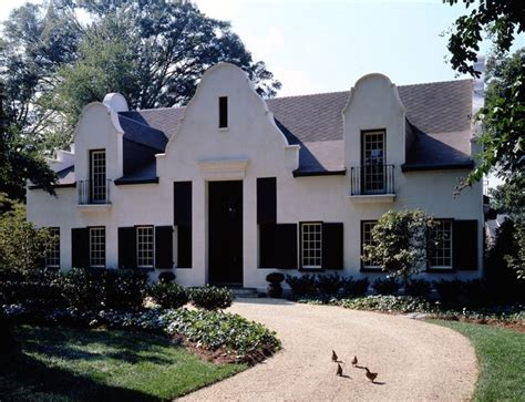 cape dutch style house dream home pinterest dutch south african cape dutch stucco house by mcalpine