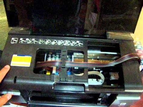 resetar cartuchos t50 tutorial cambio de cabezales epson t50 en espa 241 ol hd