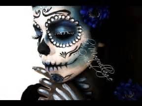 niia hall maquillage santa muerte youtube