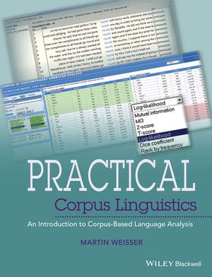 corpus linguistics and statistics with r introduction to quantitative methods in linguistics quantitative methods in the humanities and social sciences books wiley practical corpus linguistics an introduction to