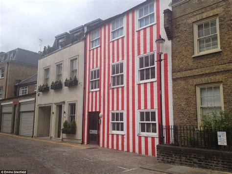 Complete House Plans by Anger After Multi Million Poundkensington Townhouse Is