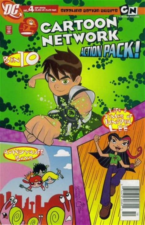 magazinepricesearchcom    stores  track sell cartoon network action pack comic