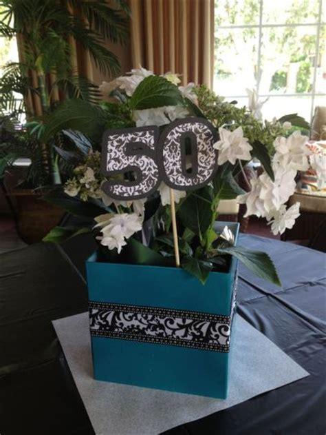 centerpiece ideas for 50th birthday 50th birthday decorations
