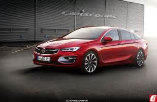 Opel Insignia Hatchback 2018 Opel Insignia Hatchback Car Photos Catalog 2017