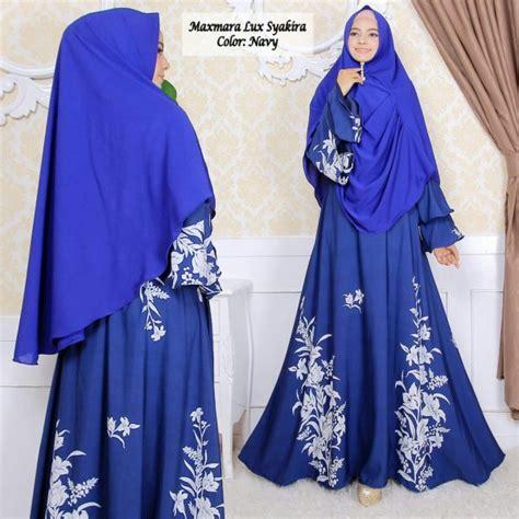 Syakira Syari gamis terbaru syakira syari maxmara baju muslim modern