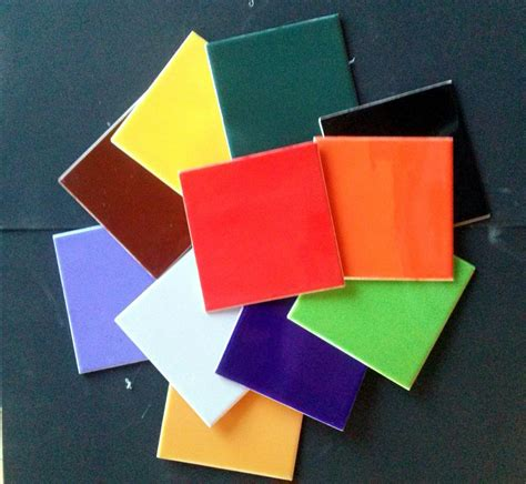 azulejos de ceramica de colores baldosas