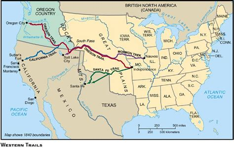 map of oregon 1800s thelearningprofessor today hist 151