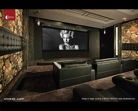 modern home theater cineak fortuny cosymo home theater modern home
