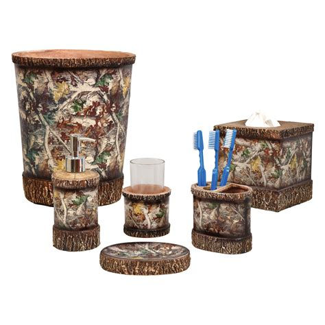 camo bathroom accessories camouflage bathroom accessories realtree xtra camo bath